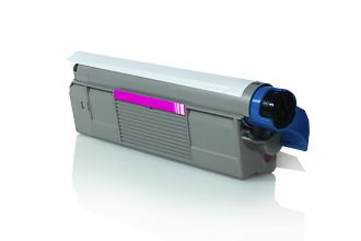 Toner OKI Compatível C612 Magenta (46507506)
