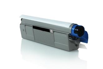 Toner OKI Compatível C712 Preto (46507616)