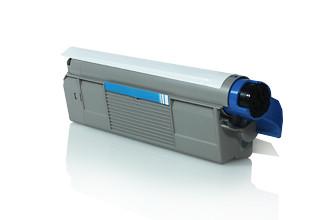 Toner OKI Compatível C712 Azul (46507615)