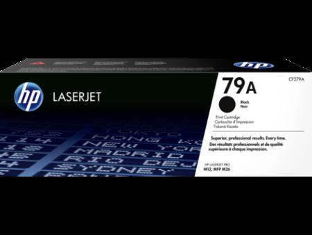 Toner HP LaserJet Original 79A Preto (CF279A)