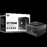 Fonte Cooler Master G750M Semi Modular