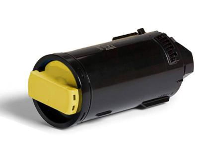 Toner Xerox Versalink Compatível C600 / C605 Amarelo