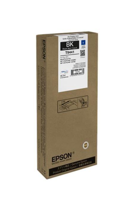 Tinteiro Epson T9441 Preto Original (C13T944140)