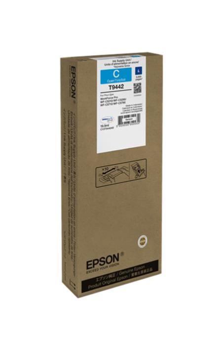 Tinteiro Epson T9442 Azul Original (C13T944240)