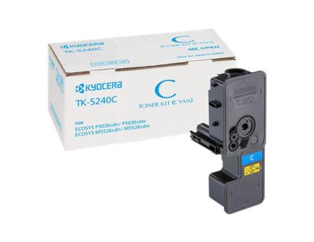 Toner Kyocera Original TK-5240 Azul (1T02R7CNL0)