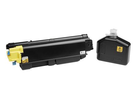 Toner Kyocera TK-5280 Compatível Amarelo (1T02TWANL0/TK-5280Y)