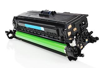Toner HP 655A / 656X / 657X Compatível CF451A / CF461X / CF471X Azul