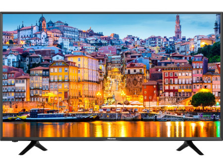 "Televisor Hisense 55"" Ultra HD 4K Smart TV H55N5300"