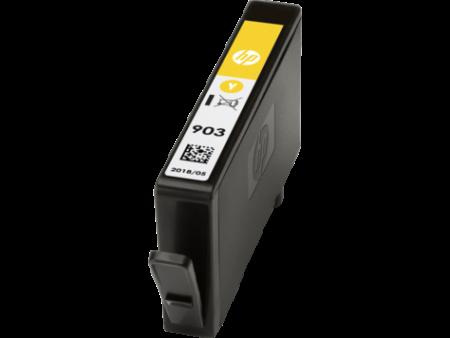 Tinteiro HP 903 Amarelo Original (T6L95AE)   - ONBIT