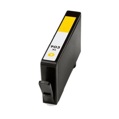 Tinteiro HP Compatível 903 XL Amarelo (T6M11AE)