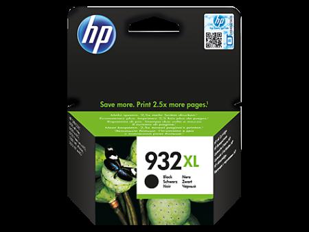 Tinteiro HP 932 XL Preto Original (CN053AE)