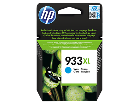 Tinteiro HP 933XL Azul Original (CN054AE)   - ONBIT