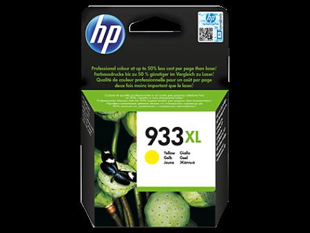 Tinteiro HP 933XL Amarelo Original (CN056AE)   - ONBIT