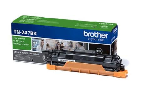 Toner Brother Original TN-247BK Preto