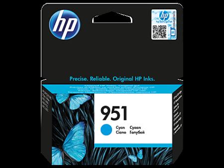 Tinteiro HP 951 Azul Original (CN050AE)   - ONBIT