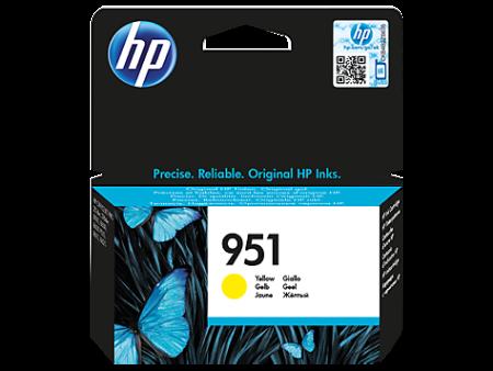 Tinteiro HP 951 Amarelo Original (CN052AE)   - ONBIT