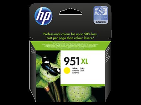 Tinteiro HP 951 XL Amarelo Original (CN048AE)