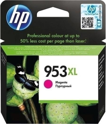 Tinteiro HP 953 XL Magenta Original (F6U17AE)