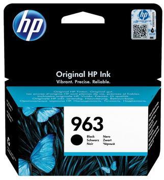Tinteiro HP 963 Preto Original (3JA26AE)