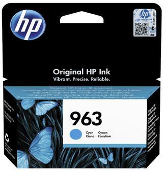 Tinteiro HP 963 Azul Original (3JA23AE)