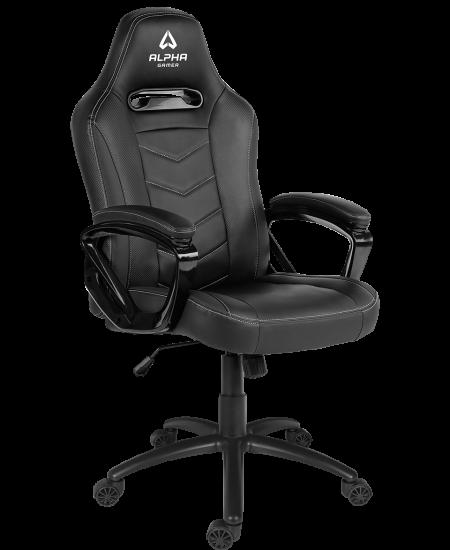 Cadeira Gaming Alpha Gamer Kappa Preta