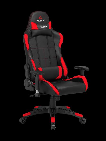 Cadeira Alpha Gamer Vega Preta/Vermelha  AGVEGA-BK-R - ONBIT