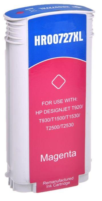 Tinteiro HP Compatível 727 Magenta (B3P20A)