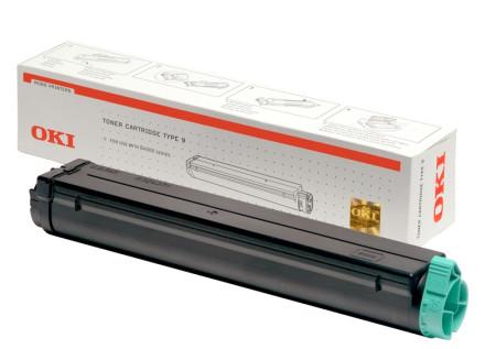 Toner Oki Original LD B4100 / B4200 / B4250 / B4300 / B4350 type 9