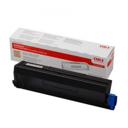 Toner Oki Original B411 / B431 / MB461 / MB471 / MB491 3K