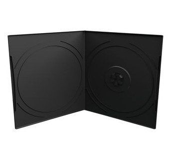 Caixa CD/DVD Mediarange Slim 7mm Pocket Size