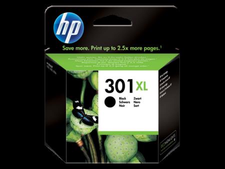 Tinteiro HP 301XL Original Preto (CH563EE)