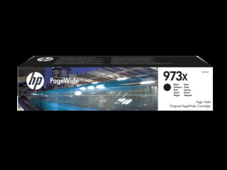 Tinteiro HP 973X Preto Original PageWide (L0S07AE)