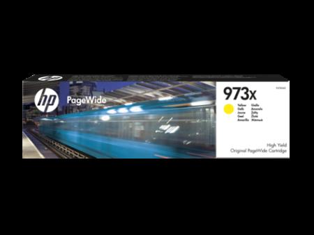 Tinteiro HP 973X Amarelo Original PageWide (F6T83AE)