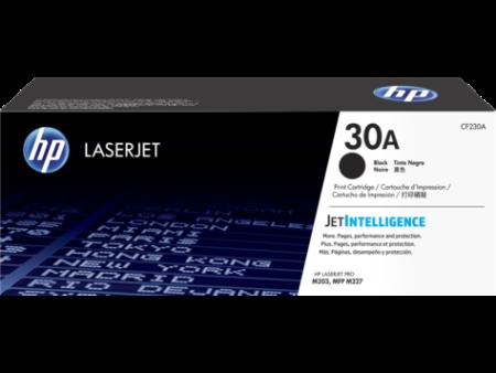 Toner HP LaserJet Original 30A Preto (CF230A)