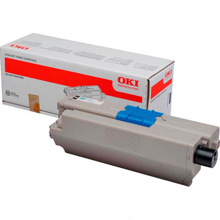 Toner Oki Original C301 / C321 / MC322 / MC342 Preto
