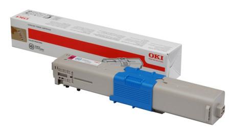Toner Oki Original C301 / C321 / MC322 / MC342 Magenta