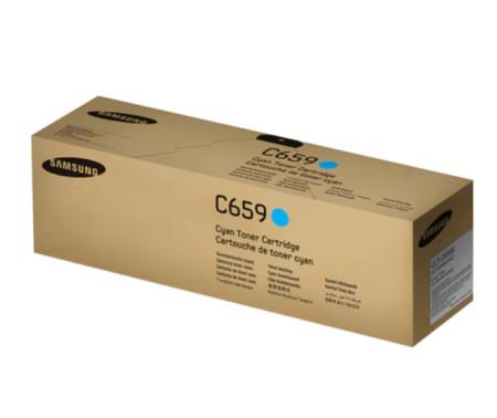 Toner Samsung Original CLT-C659S Azul (SU093A)