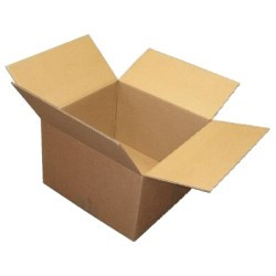 Caixa de Cartão Canelado Fino 200x160x130 mm - Pack 15 unidades