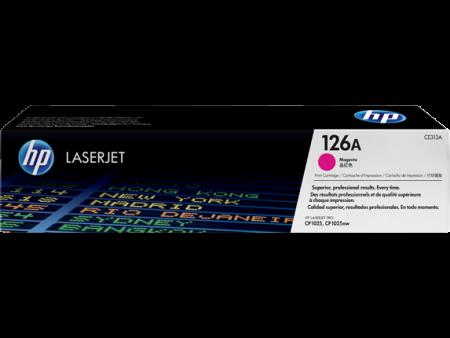 Toner HP LaserJet Original 126A Magenta CE313A