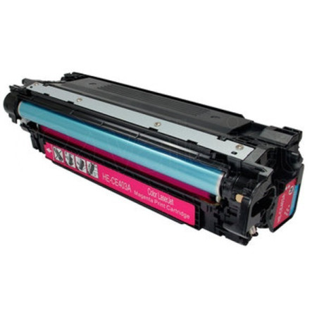 Toner HP 507A Compatível CE403A
