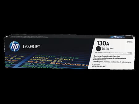 Toner HP LaserJet Original 130A Preto CF350A