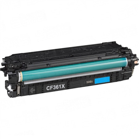 TONER 508X HP Compativel Azul (CF361X)   - ONBIT