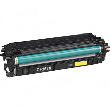 TONER 508X HP Compativel Amarelo (CF362X)   - ONBIT