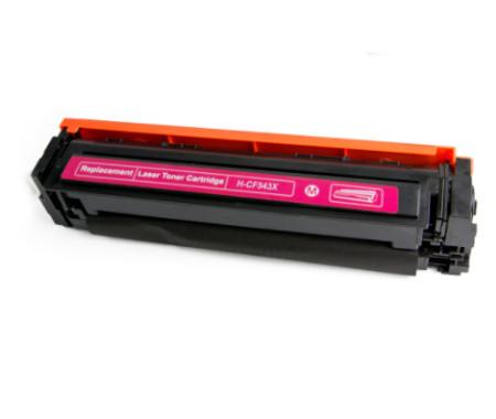 Toner HP 203X / 203A Compatível (CF543X / CF543A) Magenta