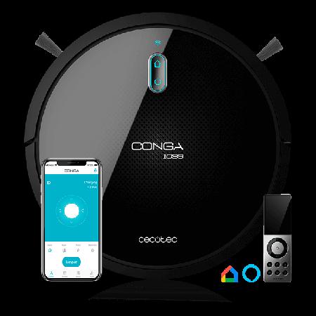 Robot Inteligente Cecotec Conga Serie 1099 Connected