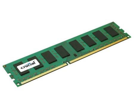 Memoria Crucial 8GB DDR4 2400MHz CL17 1.2V