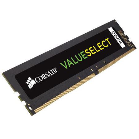 Memoria Corsair Value Select 16GB DDR4 2666MHz