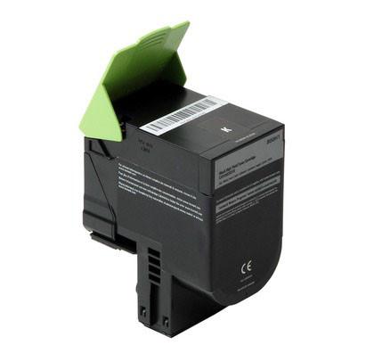 Toner Lexmark Compatível CX310 / CX410 / CX510 / 80C2HY0 / 802HY Amarelo