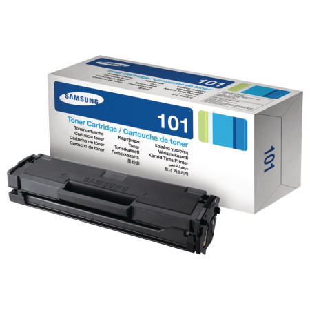 Toner Samsung Original MLT-D101S Preto (MLT-D101S/ELS)