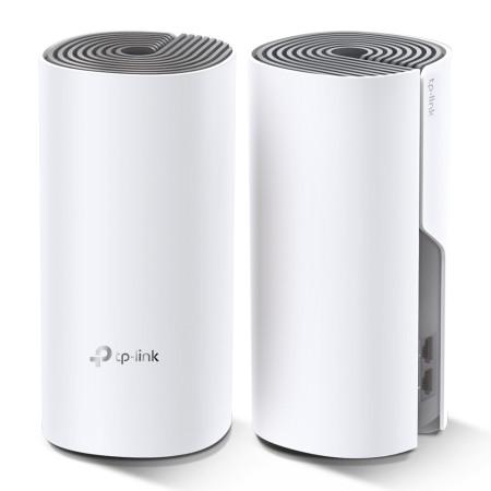 Sistema Wi-Fi TP-Link AC1200 Whole Home Mesh Wi-Fi Deco E4 (pack 2)